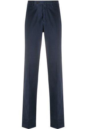PT01 Straight-leg cotton trousers