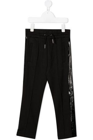 Diesel Side-stripe drawstring trousers