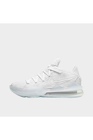 Nike Men's LeBron 17 Low Basketball Shoes in