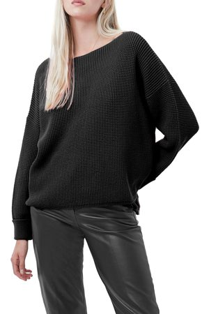 French Connection Women's Millie Mozart Waffle Knit Sweater
