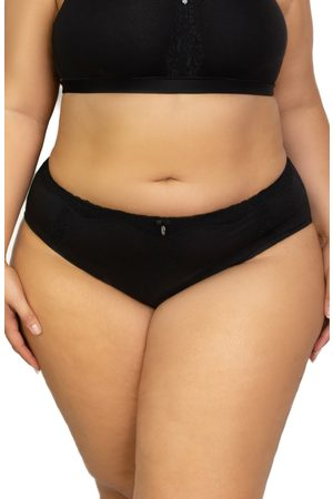 CURVY COUTURE Women's Luxe Hipster Briefs
