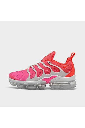 Nike Women's Air VaporMax Plus SE Running Shoes in Size 9.5 Leather/Suede