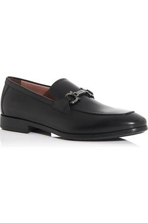 Salvatore Ferragamo Ferragamo Men's Reecondor Apron Toe Loafers