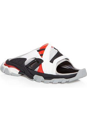 Balenciaga Men's Sneaker Slide Sandals
