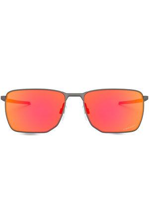 Oakley Men Sunglasses - Ejector rectangle-frame sunglasses - Metallic
