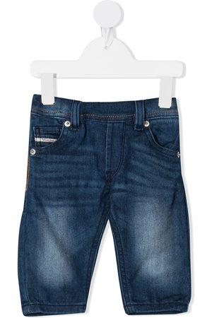 Diesel Faded denim trousers