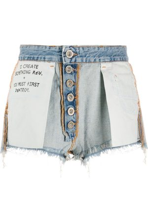 Unravel Project Reversed short shorts