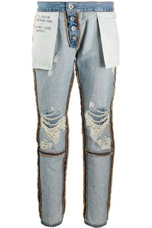 Unravel Project Women Skinny - Reversed skinny jeans
