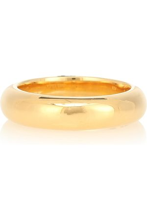 Sophie Buhai Stacked Rope 18kt -vermeil ring