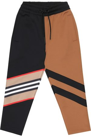 Burberry Technical-jersey trackpants