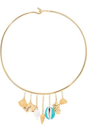 Aurélie Bidermann Aguas Merco necklace