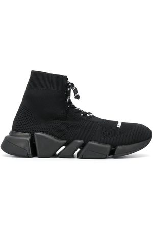 Balenciaga Chunky lace-up sock trainers