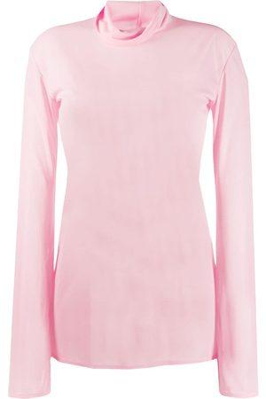 Kwaidan Editions Women High Necks - High-neck jersey knit top
