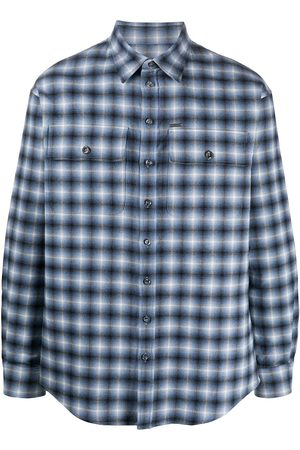 Dsquared2 Long-sleeve checked shirt