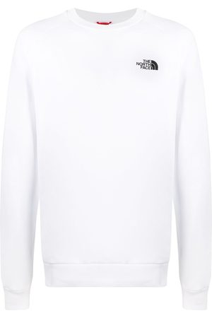 The North Face Raglan Redbox cotton sweatshirt