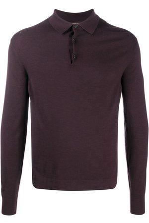 Ermenegildo Zegna Men Sweatshirts - Wool polo neck top