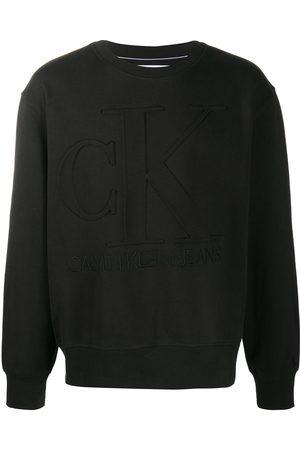Calvin Klein Logo-embossed sweatshirt