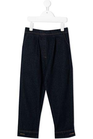 Little Creative Factory High-waisted straight leg jeans