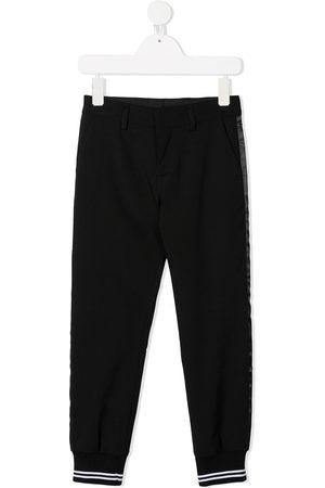 Neil Barrett Side-tape trousers