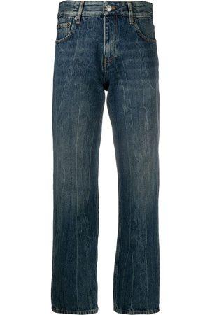 Balenciaga Cropped straight-leg trousers
