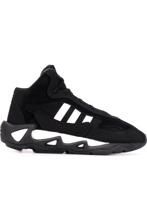 Y-3 Side stripe sneakers