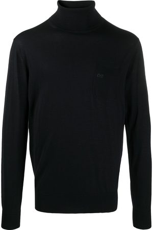 Dsquared2 Roll-neck wool jumper