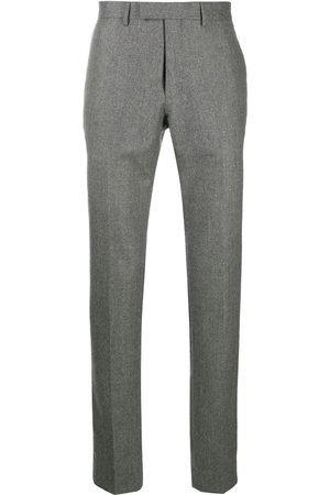 Sandro Slim-fit tailored trousers - Grey