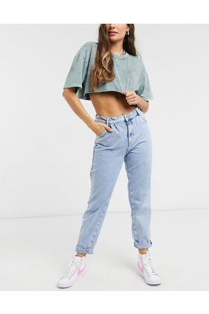 New Look Jeans - Balloon jeans in bleached light