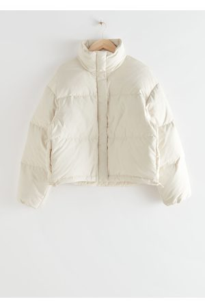 & OTHER STORIES Short Puffer Jacket