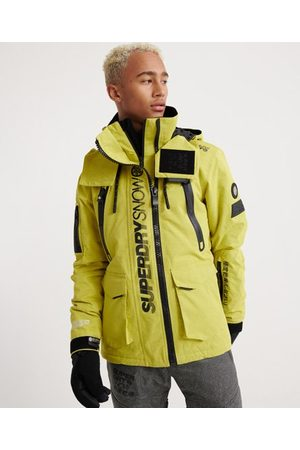 Superdry Men Formal Pants - Ultimate Snow Rescue Jacket