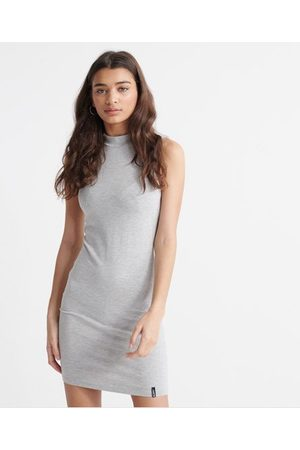 Superdry High Neck Bodycon Dress