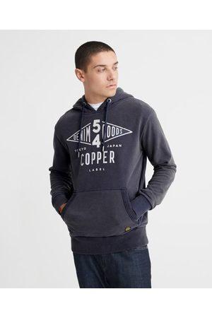 Superdry Copper Label Loopback Hoodie