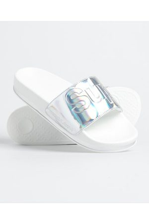 Superdry Arizona Flatform Sliders