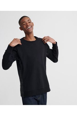 Superdry Surplus Goods Panel Crew Sweatshirt