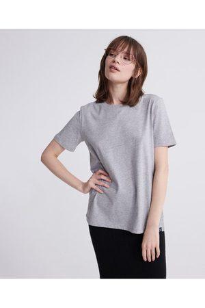 Superdry Women T-shirts - Organic Cotton Standard Label T-Shirt