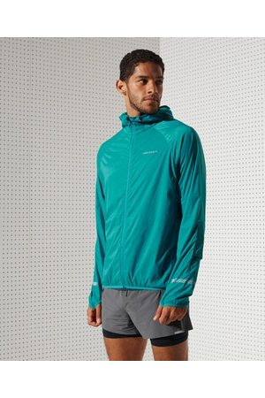 Superdry Sport Run Lightweight Wind Shell Jacket