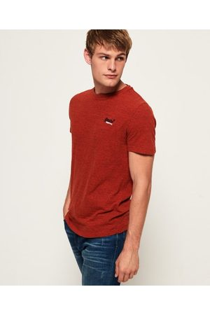 Superdry Label Vintage Embroidery T-Shirt