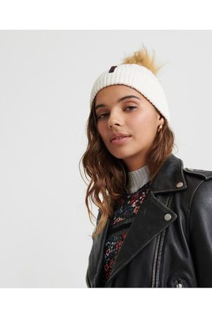 Superdry Lannah Cable Beanie