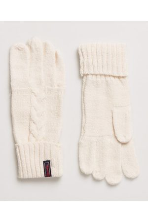 Superdry Lannah Cable Gloves