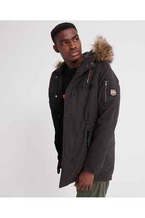 Superdry Mountain Rookie Aviator Parka Jacket