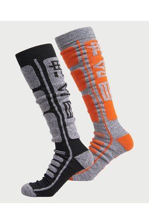 Superdry Sport Merino Socks - Two Pack