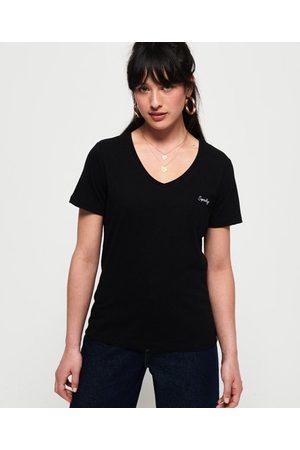 Superdry Orange Label Essential Vee T-Shirt