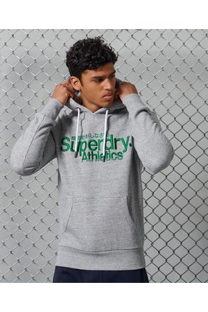 Superdry Core Logo Athletics Hoodie