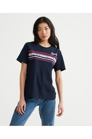 Superdry Retro Stripe T-Shirt