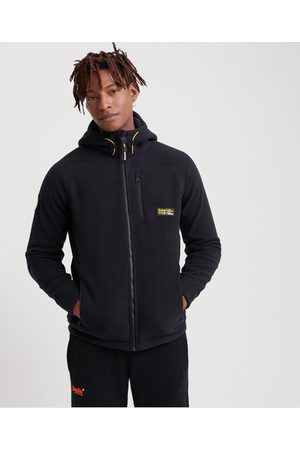 Superdry Polar Fleece Zip Hoodie