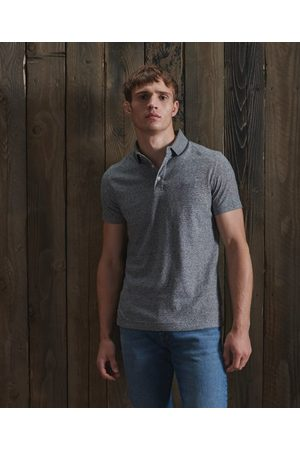 Superdry Organic Cotton Jersey Polo Shirt