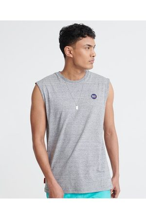Superdry Organic Cotton Collective Oversized Vest Top