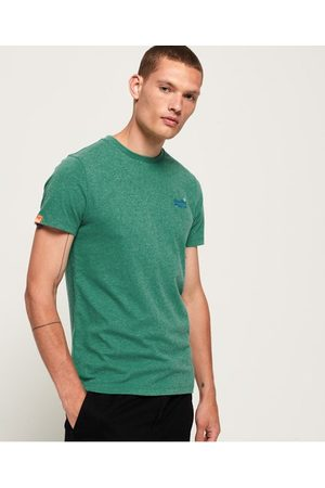 Superdry Orange Label Embroidery T-Shirt