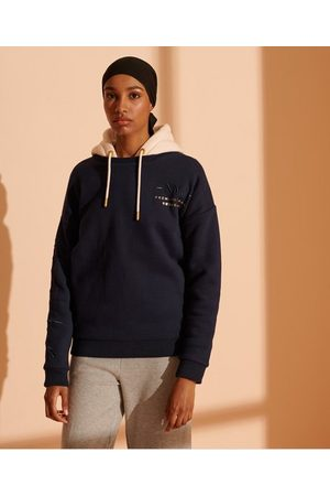 Superdry Women Sweatshirts - Established Crew Sweatshirt
