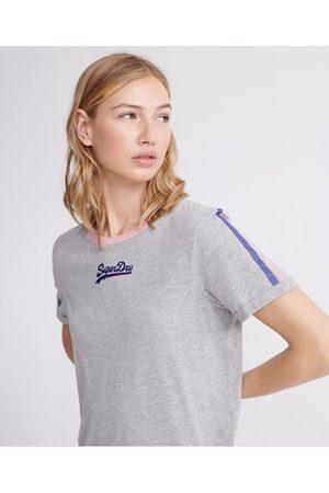 Superdry Vintage Logo Micro Boxy T-Shirt
